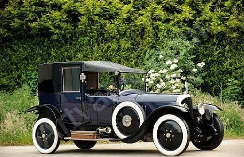 1927 Avion Voisin C14 Lumineuse Coach