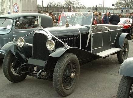 1927 Avions Voisin C11 Torpédo