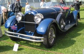 1927 Duesenberg X Straight 8 von McFarlan