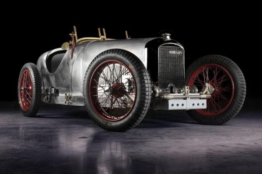 1928 Amilcar C6 Voiturette 11014