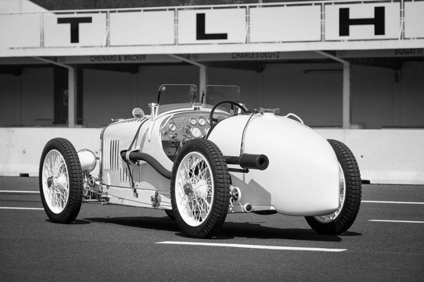 1928 Amilcar C6 Voiturette Chassis No. 11052