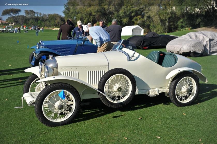 1928 Amilcar Model CGSS (CG SS)