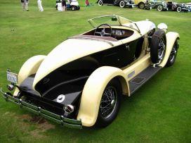 1928 Auburn 115 Speedster