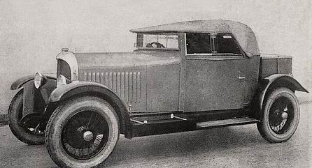 1929-30 Avions Voisin C15