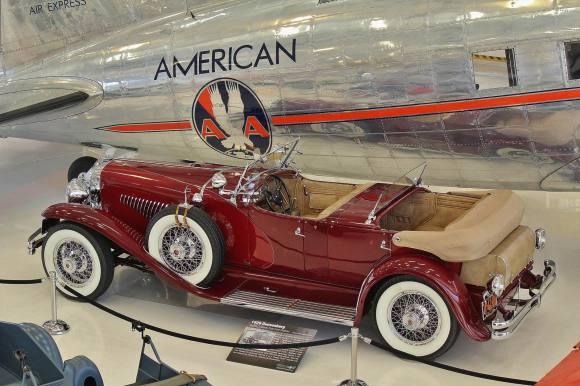 1929-37 Duesenberg American