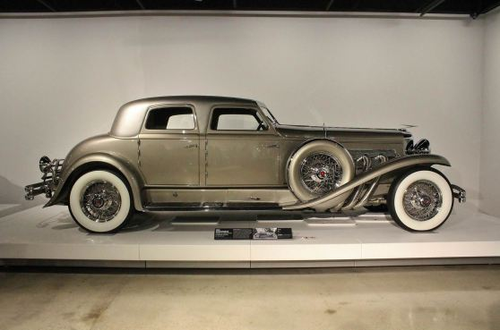 1929-37 Duesenberg The New Petersen Automotive Museum