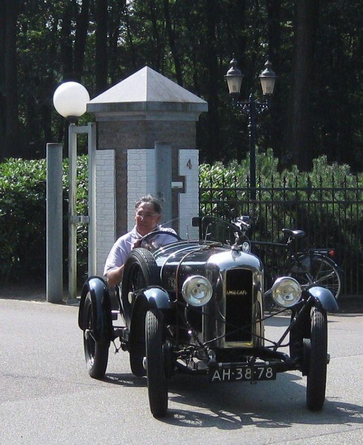 1929 Amilcar CGS3