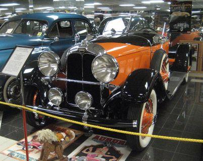 1929 Auburn 8-115 Boattail Speedster