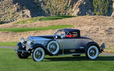 1929 Auburn 8-120 Boattail Speedster svl