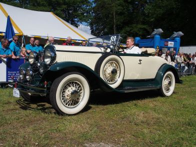 1929 Chrysler Imperial roadster