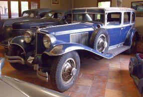 1929 Cord L29 Phaeton-Sedan