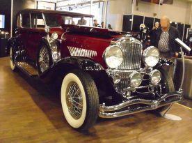 1929 Duesenberg J von Murphy