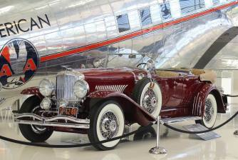 1929 Duesenberg - The Encore Exhibit d 1P-62-80