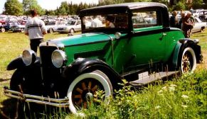 1929 Nash Special Six Series 430 Coupé