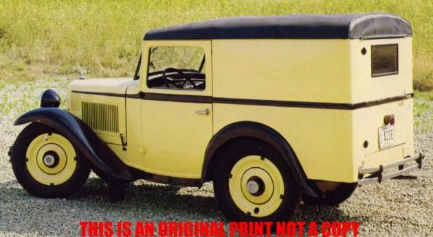 1930-1932 American Austin Model A