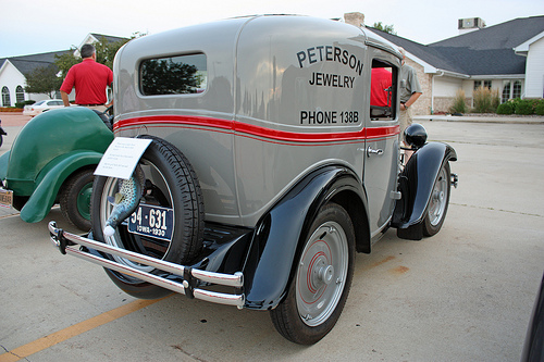 1930 American Austin 3-Window Business Coupe (3 of 4)