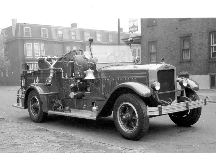 1930 American LaFrance