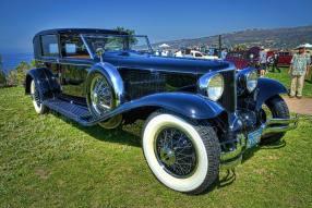 1930 Cord L-29 Murphy Towncar