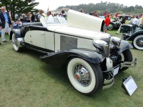 1930 Cord L29 Limousine Body Company Speedster