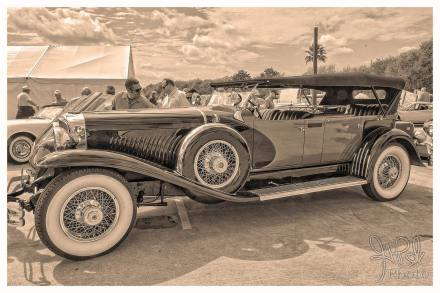 1930 Duesenberg J 'Sweep Panel' Dual-Cowl Phaeton by LeBaron