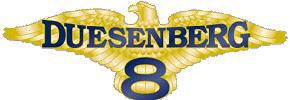 1930 Duesenberg logo