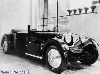 1931-34 Avion Voisin C20