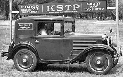 1931 American Austin 1