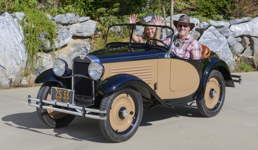 1931 American Austin 1500 7 142 Hayes Roadster