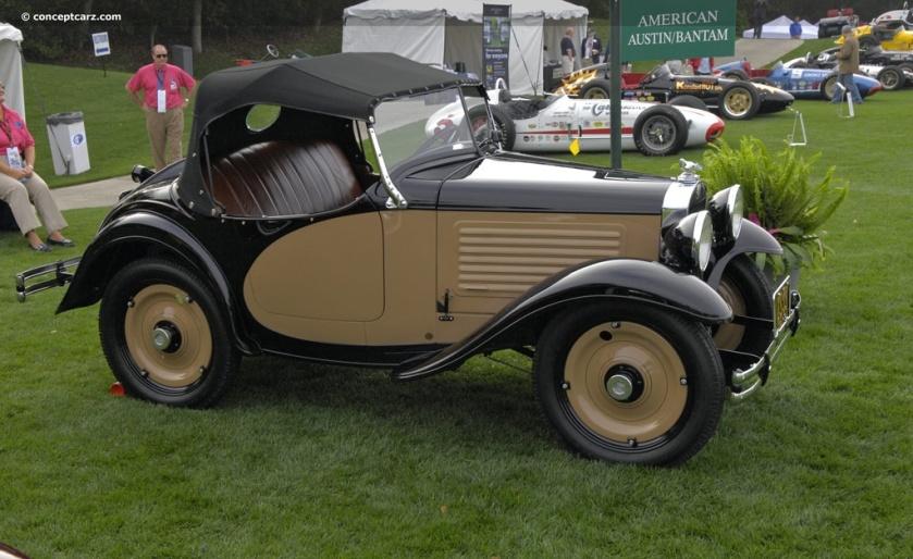 1931 American Austin 7