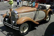 1931 american austin