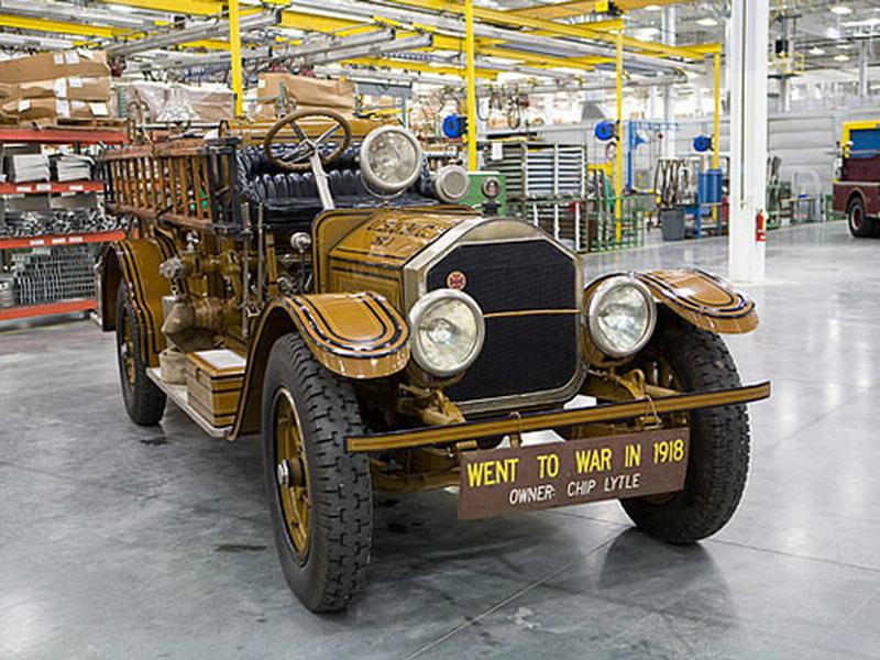 1931 American La France Brandweer