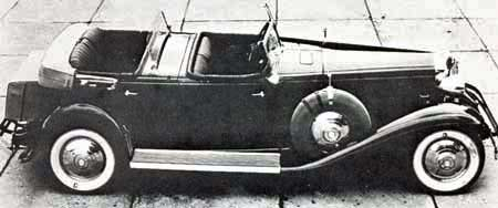1931 CHRYSLER IMPERIAL CG