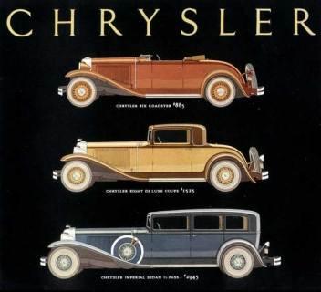 1931 chrysler models-clip