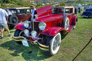 1931 Cord L-29 Convertible Sedan