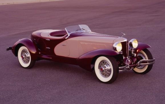 1931 Cord La Grande Boattail speedster