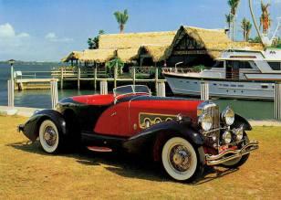 1931 Duesenberg Boattail Speedster
