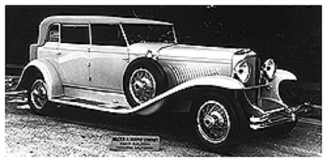 1931 Duesenberg
