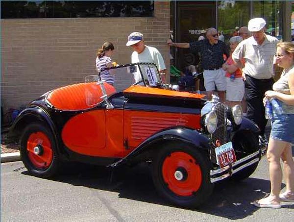 1932 American Austin roadster b