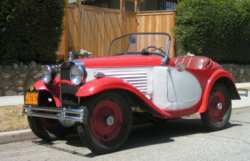1932 American Austin roadster c