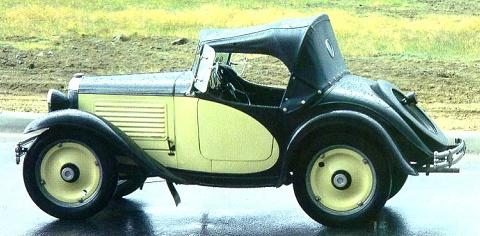 1932 American Austin Roadster