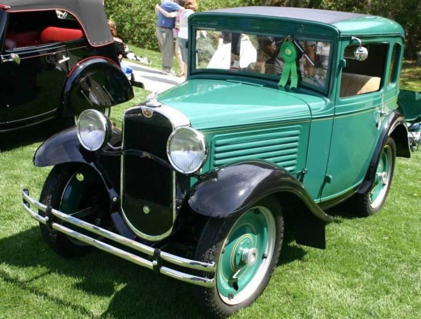 1932 american austin