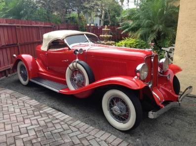 1932 auburn boattail speedster a