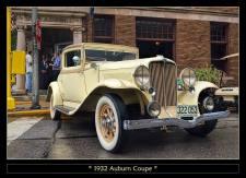 1932 Auburn Coupe