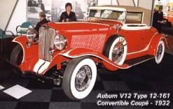 1932 Auburn Type 12-161