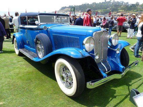 1932 Auburn V12 160 Convertible Phaeton
