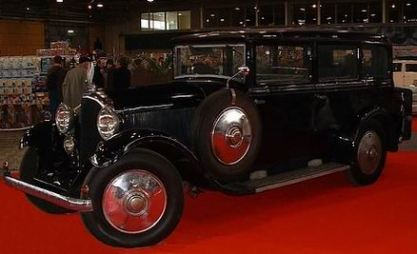 1932 Avion Voisin C16, unique example bodied by Ottin