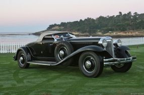 1932 Chrysler Imperial LeBaron Roadster