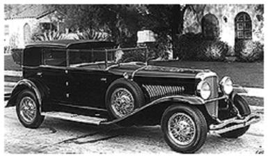 1932 Duesenberg