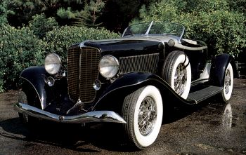 1933 Auburn speedster