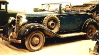 1933 Chrysler Argentina